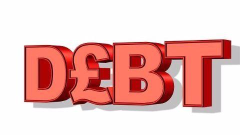 Controversy over debt