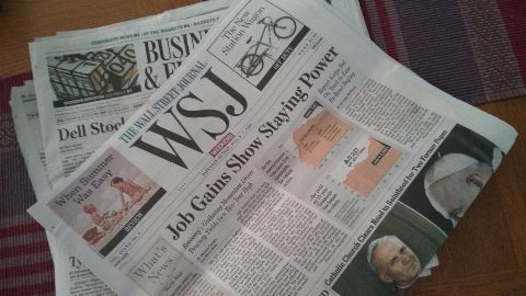 WSJ stands by its reports on 1MDB expose