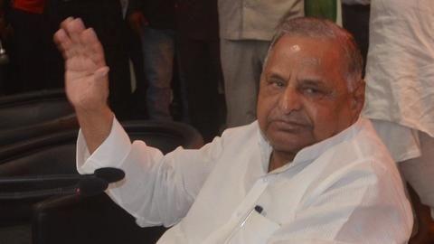 Will ensure SP won't split: Mulayam