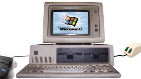 The success story of Windows XP