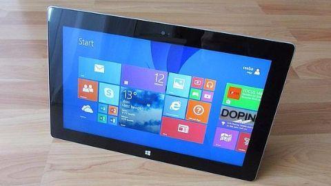 The Windows 8 gaffe