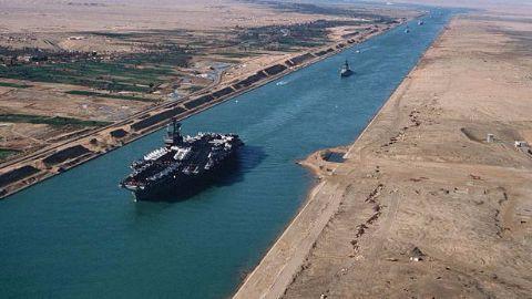 Suez Canal: An introduction
