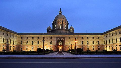 Rashtrapati Bhavan sets an example for the nation