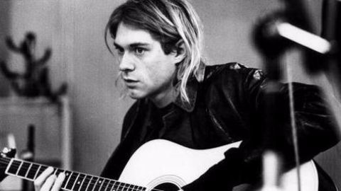 Kurt Cobain's 'solo' album to be released