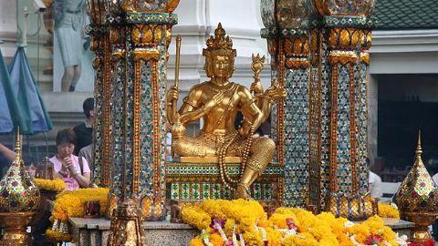 About Erawan Shrine