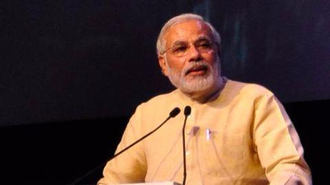 Modi launches Bihar poll campaign with 'DNA jibe'