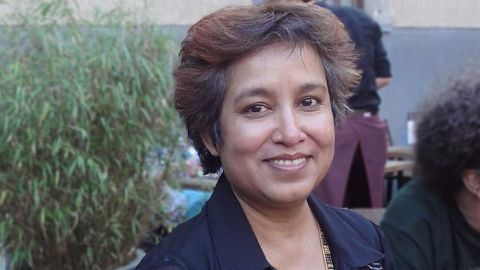 One year visa extension for Taslima Nasreen