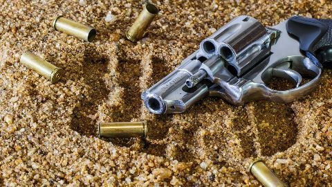 Shot dead in broad daylight