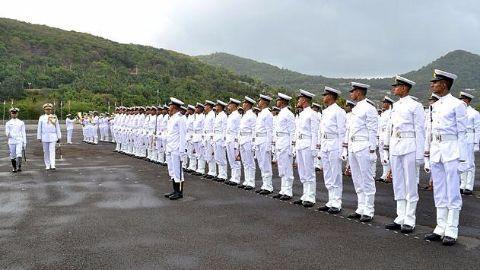 Gender bias in Indian Navy