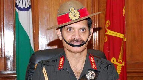 Gen. Singh hints at short, swift wars with Pakistan