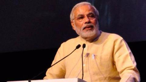 PM Modi meets with India Inc