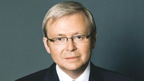 Labour for the win- Kevin Rudd becomes PM