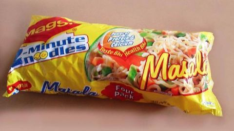 Face behind the Maggi recall