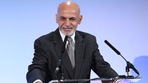 Afghan president vows to retake Kunduz