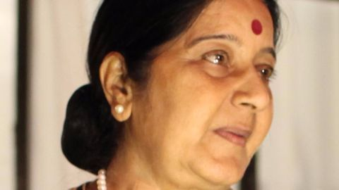 Modi appreciates Sushma's reply to Sharif's proposal