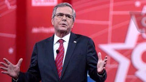 Jeb Bush under heat for 'stuff happens' comment