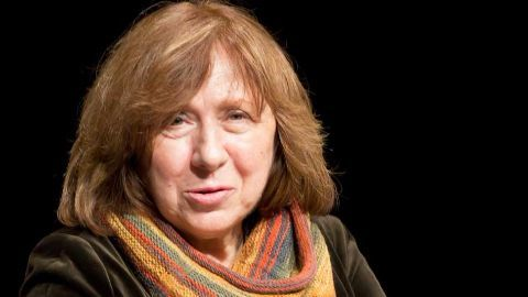 Nobel Prize for Literature goes to Belarusian author