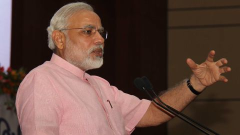 FIR filed against Modi for defying poll code