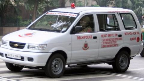 Protests in Delhi over the toddler's rape