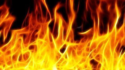 2 Dalit children burnt in Faridabad village