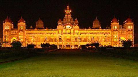 The royal splendor of Mysore Dasara
