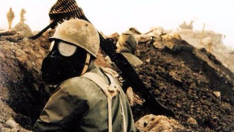 Wide use of chemical weapons in history