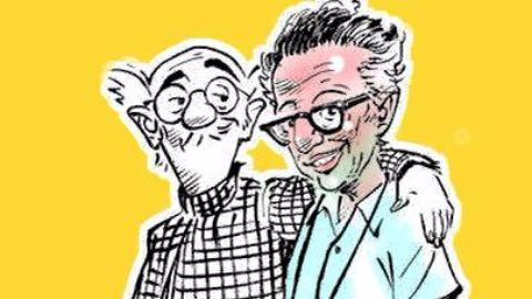 Google commemorates cartoonist RK Laxman with doodle