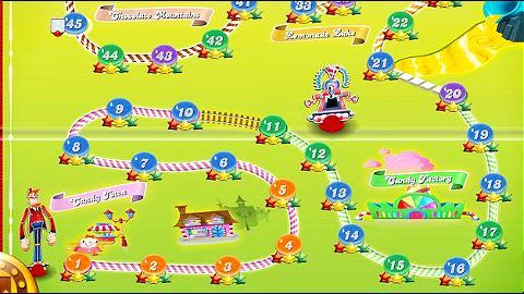 Candy Crush: The new favourite game