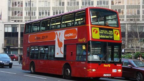 'Modi Express' bus launched before Modi's UK visit