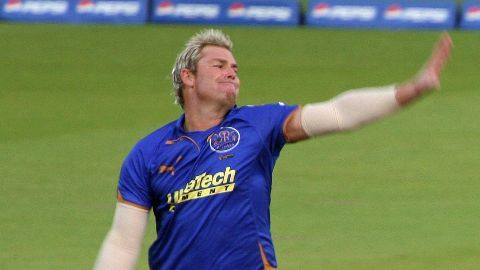 Warne's Warriors defeat Sachin's Blasters by 6 wickets