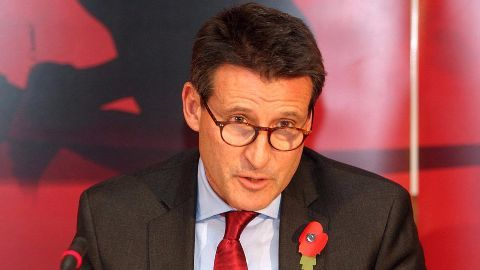 Shocked and angry at doping bribery scandal: Coe