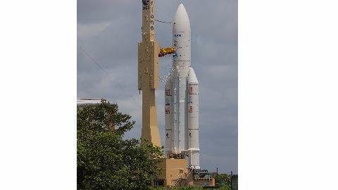 Modi congratulates ISRO on GSAT-15 launch