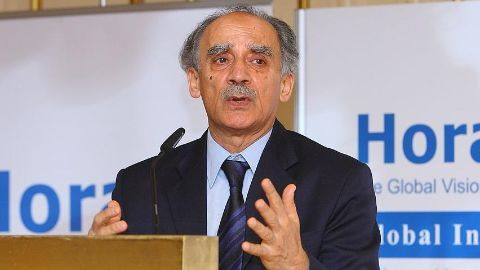 Kishor-Shourie meeting sparks speculation