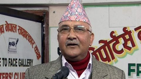 Nepal asks India to lift trade blockade
