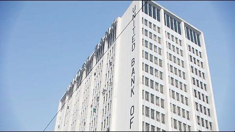 United Bank declares,United bank