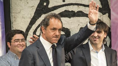 Argentina's primary election results declare Scioli the winner