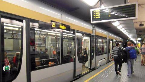Metro, schools open in Brussels amidst high security