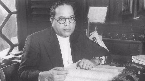 Who is Dr. B R Ambedkar?