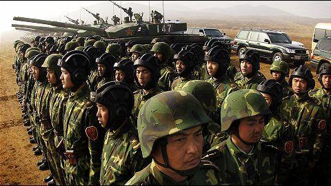 Reason behind China's overhaul