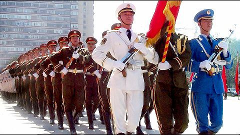 How China will rebuild People's Liberation Army?