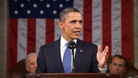 Obama pledges to fight terrorism, finish ISIS