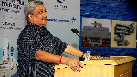 Parrikar: India ready to fight ISIS under U.N