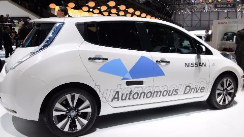 California sets new rules for self driving cars