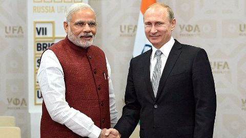 Modi to sign Kudankulum deal during Russia visit