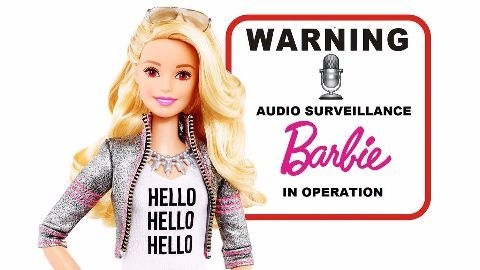 A Barbie or a hacker toy?