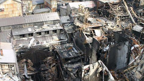 75 dead in car factory blast in Jiangsu