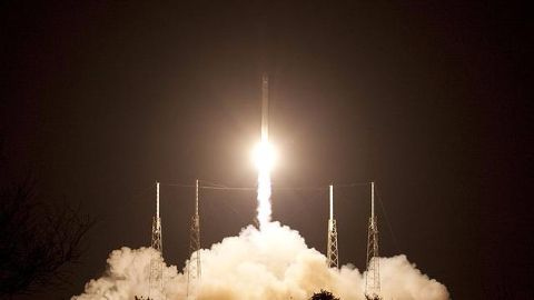 SpaceX ushers in a new era of spaceflight