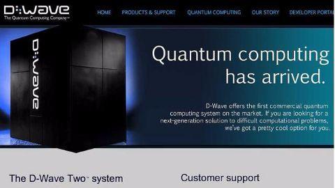 The future of computing - Quantum computers