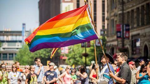 LGBT rights, democracy and progress