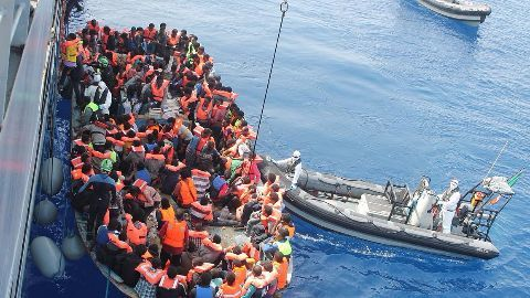 Syrian crisis triggers wave of migrants to EU